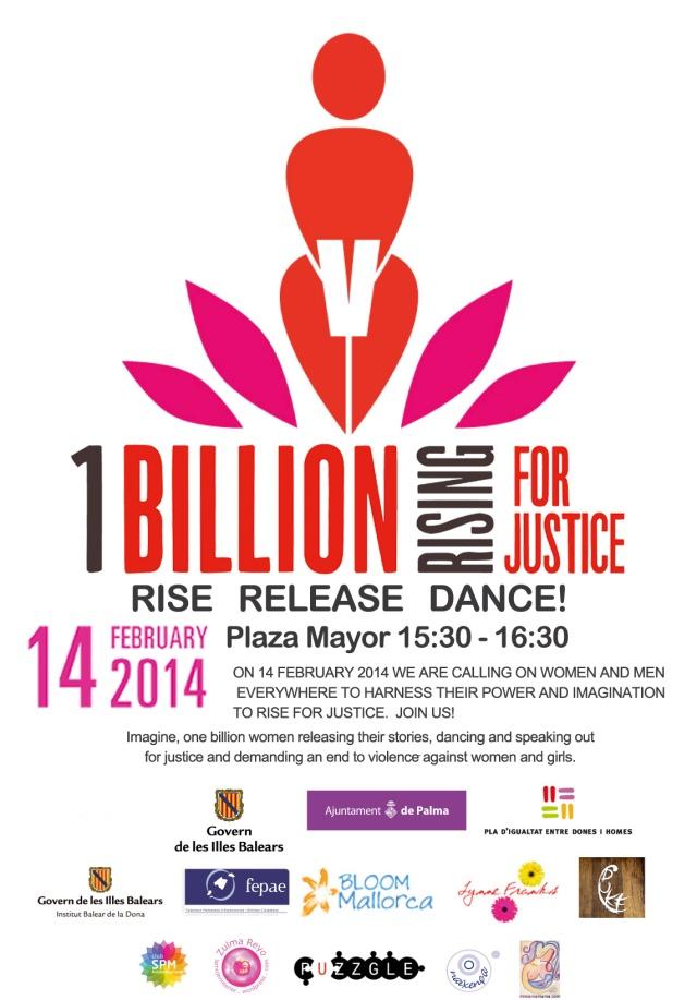 OneBillionRising 2014