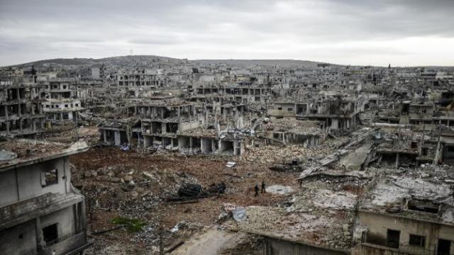 Syria hoy